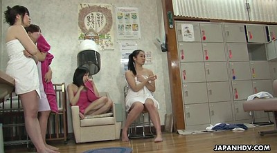 Japanese granny, Asian teen, Asian granny, Sauna, Spa, Japanese orgy