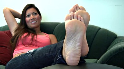 Asian foot, Asian soles, Sole