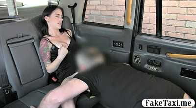 Innocent, Big woman, Taxi anal, In the car