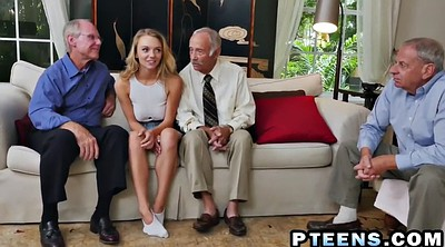 Grandpa, Grandpas, Teen slut