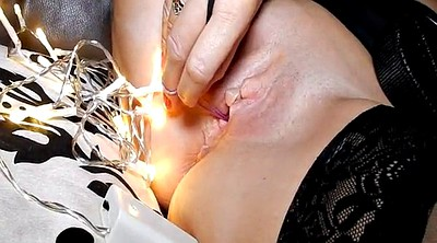 Close up pussy, British milf