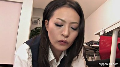 Japanese office, Japanese foot, Secretary, Japanese secretary, Japanese feet, Asian feet