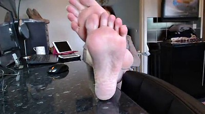 Sole, Mature foot, Big foot