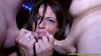 Party milf, Milf gangbang, Real milf