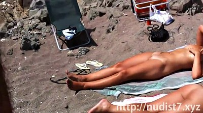 Voyeur, Beach, Shot, Spy cam, Nudist