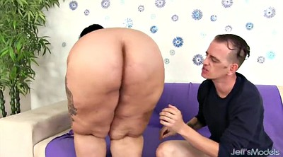 Kissing, Butt, Chubby anal