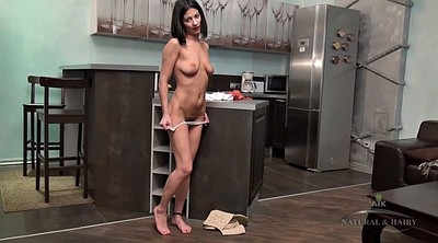 Kitchen, Hairy solo