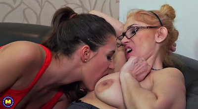 Mom milf, Granny lesbian, Young daughter, Mom licks daughter, Mom daughter lesbians