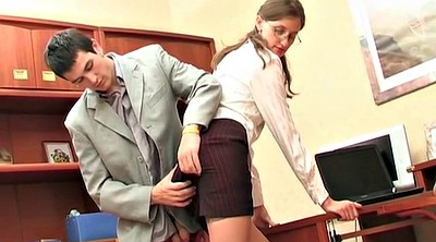 Secretary, Punishment, Anal punishment