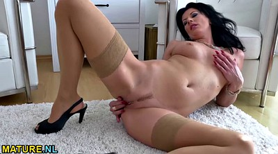 Stockings, Masturbate