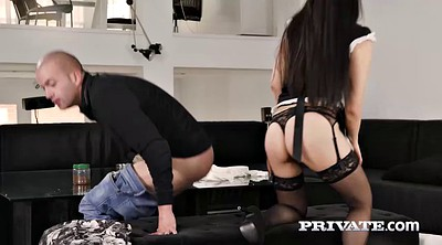 Spank, Asian deep, Sucking, Asian spanking, Asian doggy