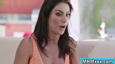 Face sitting, August ames