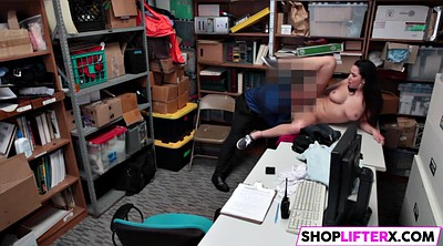 Shoplifting, Beautiful busty