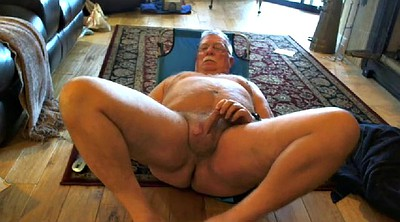 Gay daddy, Naked