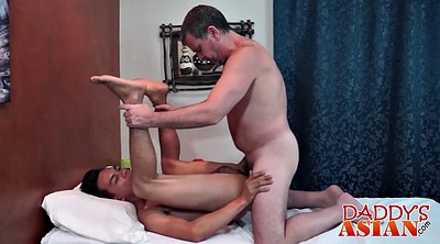 Daddy, Asian interracial