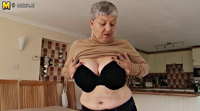 British mature, Breast