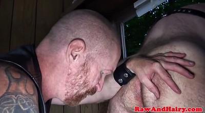 Mature anal, Mature ass, Chubby anal, Public piercing, Gay bear