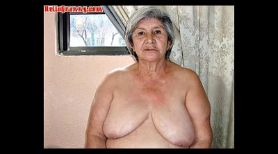 Mature granny, Presents, Picture, Latin milf