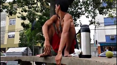 India, Indian outdoor, Outdoors, Indian gay, Indian cock