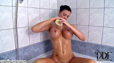 Solo mature, Big tit solo, Bath