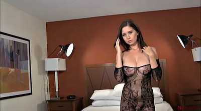 Stockings, Busty, Stockings masturbation