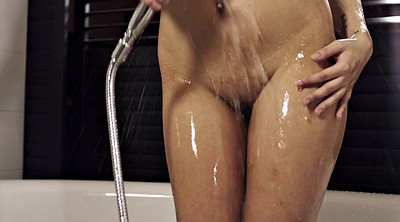 Teen solo, Shower masturbation