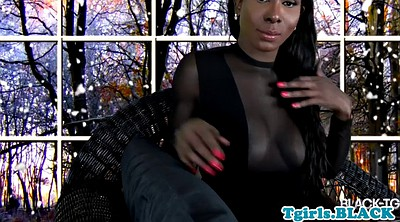 Jerking, Black tranny, Shemale big cock, Tranny big ass, Shemale bbc