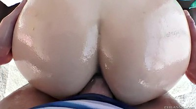 Chubby, Big ass anal, Ivy lebelle, Big dick anal, Ass gape, Anal booty