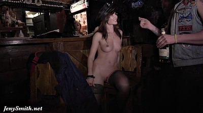 Bar, Naked, Crazy, Sex dance, Naked public