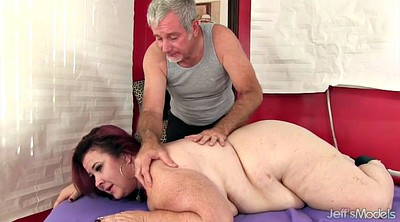 Mature massage, Giant ass