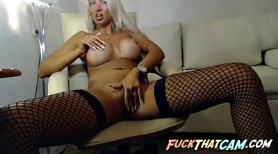 Big dick, Blonde milf