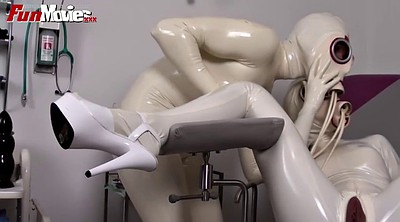 Movie, Hospital, Latex dildo