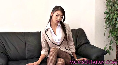 Japanese office, Long hair japanese, Japanese mature