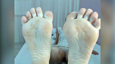 Sounding, Sole, Milf feet