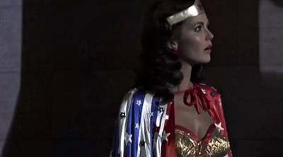 Captured, Wonder woman, Nazi