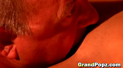 Deepthroat, Grandpa, Outdoor mature