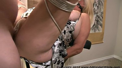 Rope, Granny anal