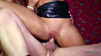 Old couple, Sons, Teen seduced, Son fuck, Old son, Granny couple
