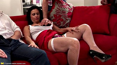Squirting mom, Squirt mom, Mom squirt, Mom gangbang