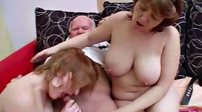 Bbw granny, Teen group, Groupsex, Old group