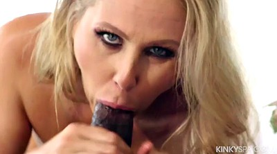Julia ann, Mature massage, Bbc milf