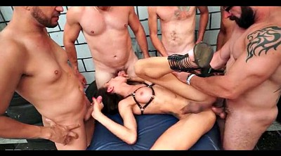 Shemale creampie, Orgy shemale, Shemale party, Creampie orgy