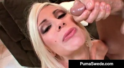 Mature, Fitting, Milky, Puma swede