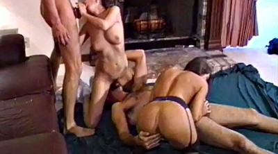 Foursome anal, Anal stockings, British stockings