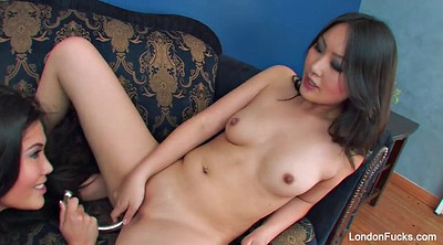 British, Asian lesbians, Evelyn lin, Evelyn, Lovers, London keyes