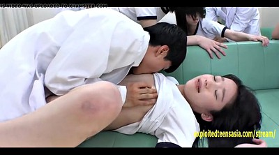 Japanese group, Japanese cosplay, Japanese group creampie