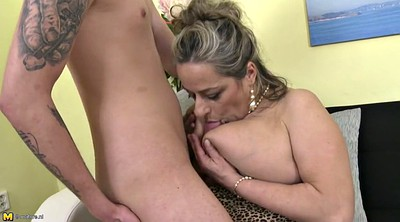 Taboo, Son fuck mom, Mom fuck son, Young son, Old bbw, Mom young son
