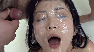 Asian compilation, Asian milf