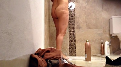 Voyeur shower, Spy cam, Hidden cam shower