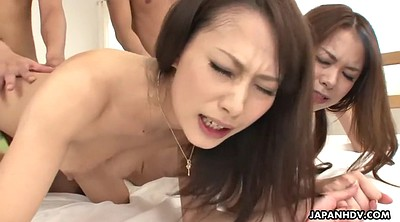 Japanese face sitting, Japanese licking, Creampie close up, Japanese face, Hairy creampie, Japanese foursome